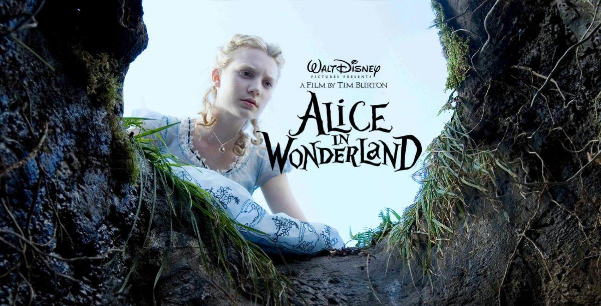 WALT DISNEY Alice in Wonderland ambient