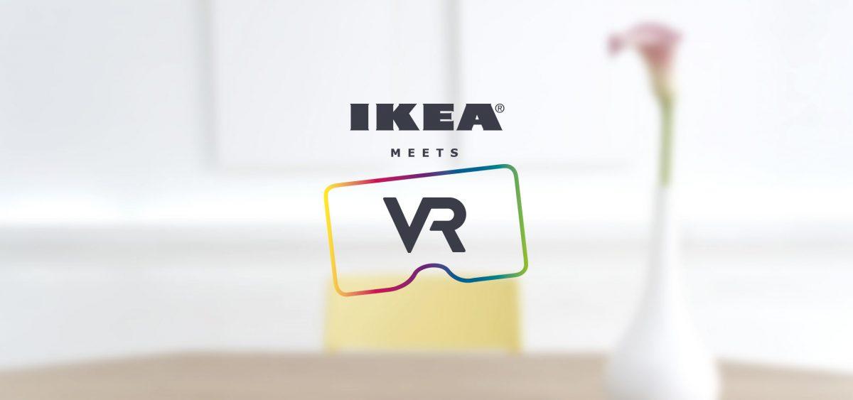 IKEA meets VR