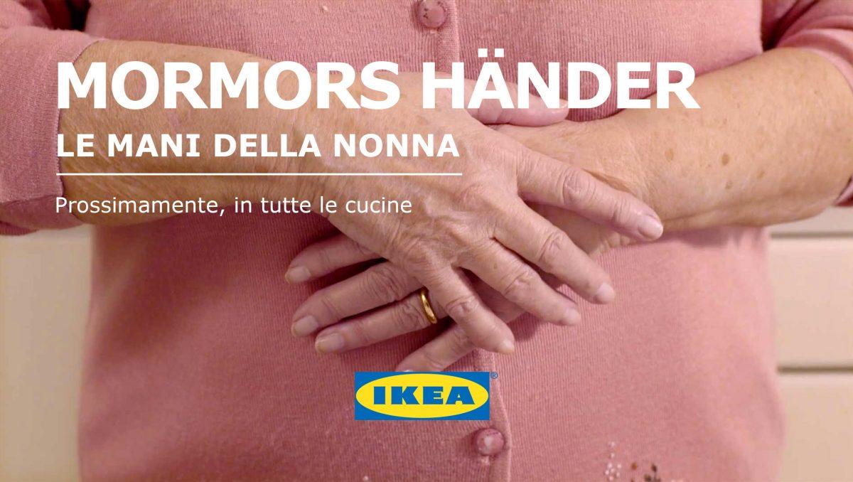IKEA Mormors Händer