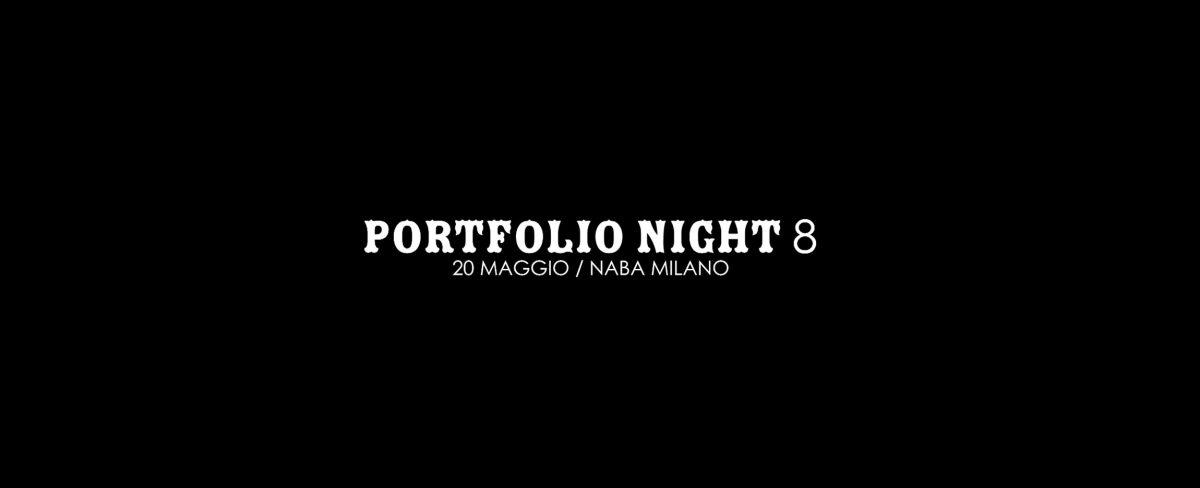 PORTFOLIO NIGHT 8