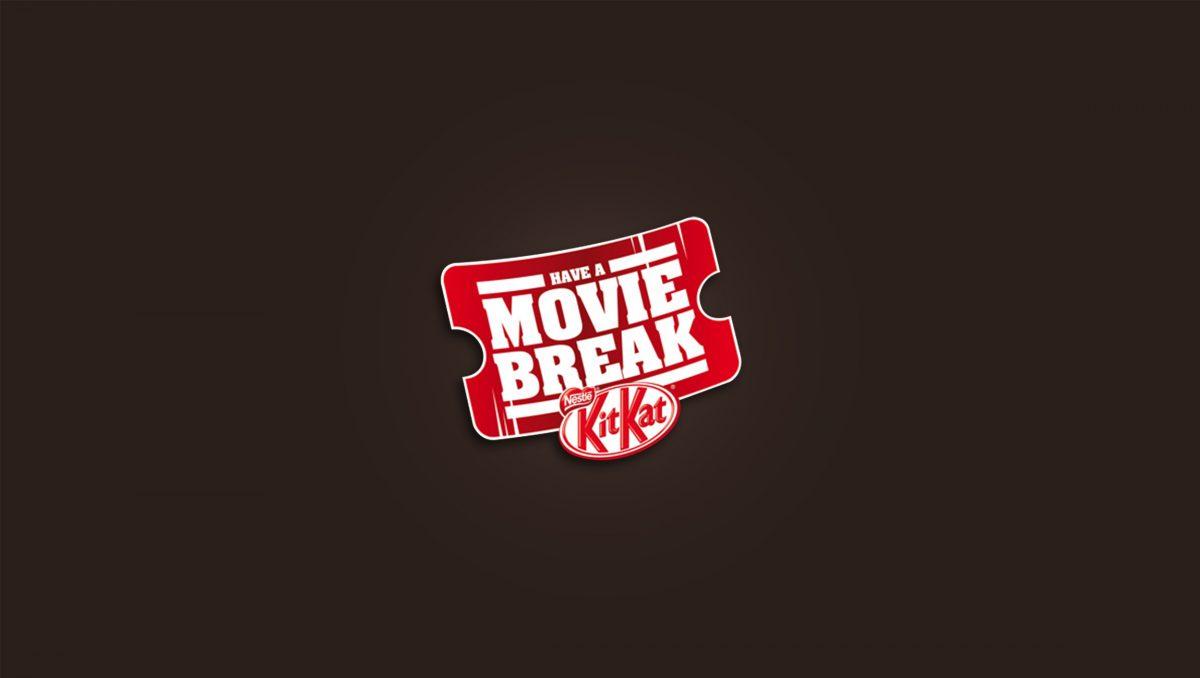 KIT KAT Movie break