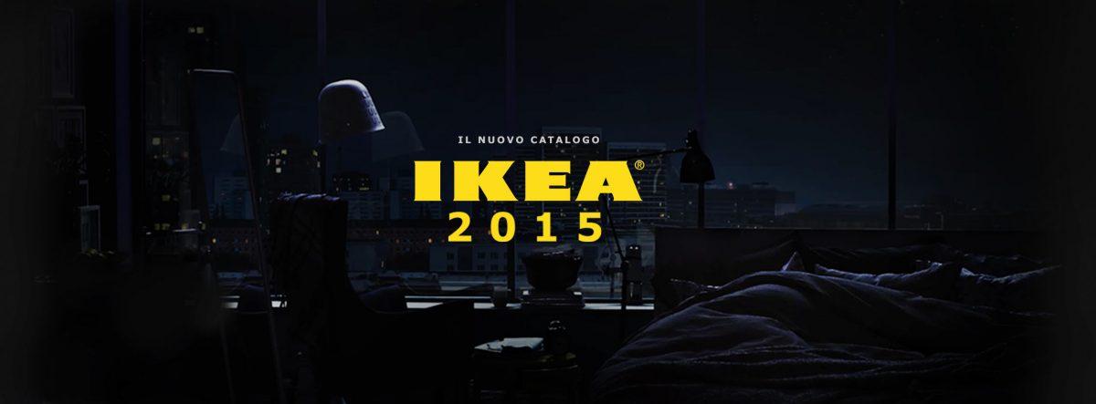 IKEA Lancio Catalogo