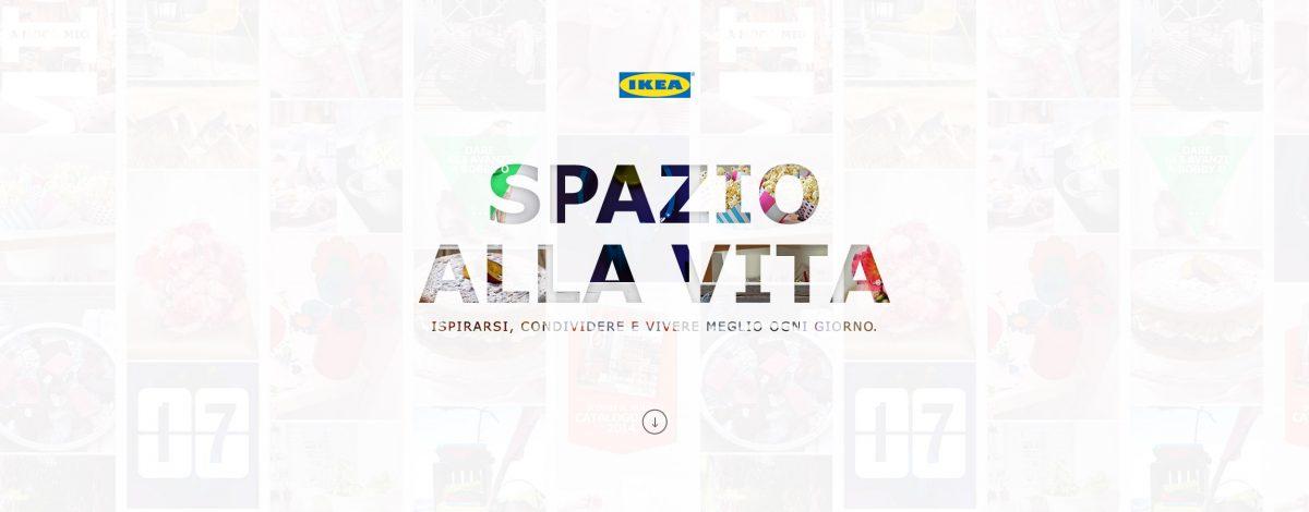 IKEA Spazio alla vita